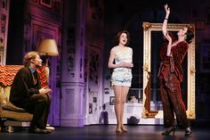 The Drowsy Chaperone Roles | ... (Paige Faure) and Man in Chair (Clay Aiken) in THE DROWSY CHAPERONE
