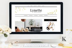Lynette WordPress Theme - Blog - 1