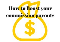 Every one like big commission payouts, who don't like more sales and more income? I know that I do and most people I know they like them too.