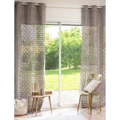 rideaux pour fen tre id es cr atives pour votre maison int rieurs modernes pinterest. Black Bedroom Furniture Sets. Home Design Ideas