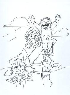 Jacozinho do Senhor: Os Amigos de Jesus - Lembrando das Crianças
