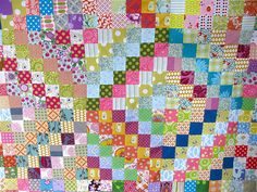 scrappy steps to the altar quilt
