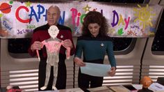 Today is Captain Picard Day! And no self-respecting Trekkie blogger would ever let the day go by without doing something to celebrate! ...