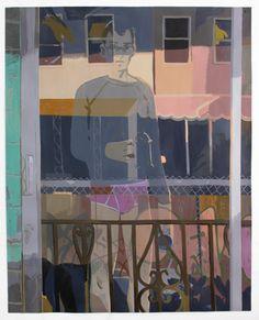 Matt Bollinger: Glass Door