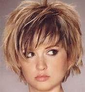 Short Layered Bob Haircuts with Bangs - Bing Images