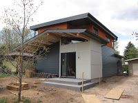 Martin Acres Ranch in the home stretch! | Boulder Modern Architecture