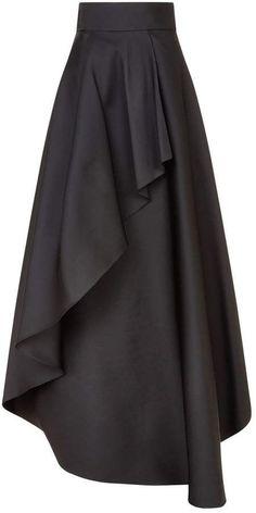 La Mania Lana Satin Maxi Skirt skirt Harrods, designer clothing, luxury gifts and fashion accessories Women's Dresses, Stylish Dresses, Casual Dresses, Party Dresses, Mode Outfits, Skirt Outfits, Hijab Fashion, Fashion Dresses, Lolita Fashion