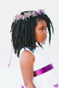 Now that's a twist-out! Beautiful, child. Just beautiful.