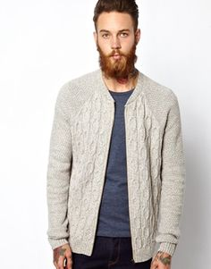 ASOS Cable Bomber