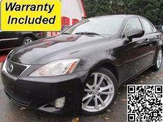 Cars for Sale: 2006 Lexus IS 250 in Duluth, GA 30096: Sedan Details - 415712175 - Autotrader