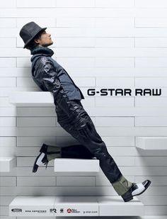 G-Star Raw www.apparelnews.net  #apparelnews #GStarRaw #RodeoDrive www.soleandblues.com