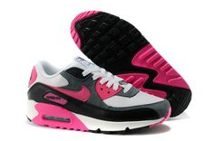 online store 24c2b e907d 2016 new style Nike air max 90 Athletic shoes Sports women Running Shoes  Walking Shoes Trail Racing cheap sneakers shoes pink white black red color