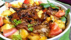Zapečená hlíva Chef Gordon Ramsay, Pot Roast, Food And Drink, Beef, Chicken, Cooking, Health, Ethnic Recipes, Carne Asada
