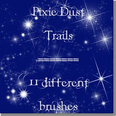 1100 Photoshop Brushes Free Download For Sparkle,Glitter,Glow,Fireworks