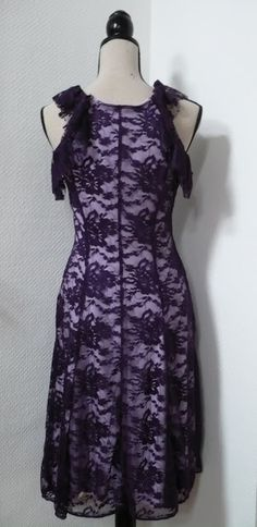 Kleid aus Spitze | dress made out of lace fabric