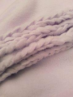 Braided Fleece Blanket Tutorial |