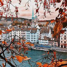 Zürich  with @thedoldergrand @lindt_switzerland @doounias @switzerland.vacations .