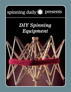 Learn how to make a drop spindle and many more essential spinning paraphernalia with this free tutorial!