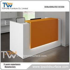 Chinese facotry price 2 person reception desk for office furniture for sale