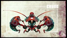 Crabe+by+deadslug.deviantart.com+on+@deviantART
