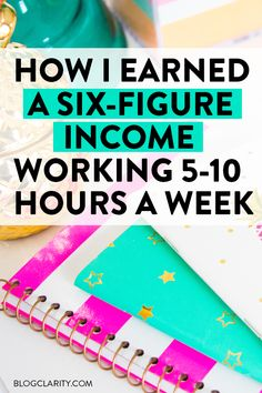 Looking to monetize your blog or make even more money as an online entrepreneur? A look at how I make a six-figure income a year as a side hustle. If you want to learn how to make money online, this post has some tips for anyone wanting to become a six-figure blogger!