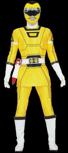 Yellow Turbo Ranger Power Rangers Turbo, The Right Man, Girl Power, Iron Man, Superhero, Guys, Fictional Characters, Yellow, Iron Men