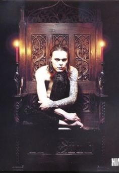 Ville Valo (His Infernal Majesty)