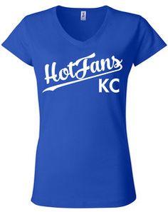 Crwn Apparel Hot Fans KC Royal