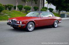 1977 Jaguar Sports Coupe by Classic Showcase Classic Cars British, British Sports Cars, Best Classic Cars, British Car, Jaguar Xj12, Jaguar Type, Jaguar Cars, True Car, Jaguar Daimler