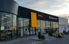 O'Briens in Ireland is our latest rebrand and the transformation is remarkable!  The industrial style metal mesh facade looks spectacular as a backdrop to the chrome Diamond and acrylic signature, with a pop of colour from the yellow flex face entrance marker, it certainly makes a powerful brand statement.