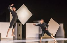 Nederlands Dans Theater 2 review at Sadler's Wells – 'emotional electricity'