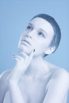 Irene - Beauty Infrared Portrait - Irene - Beauty Infrared Portrait