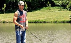 two of my favorite things cowboys and fishin'