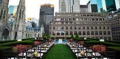 Colette's Events Blog: Rooftop Soiree