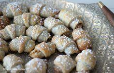 Hungarian Cookies, Hungarian Desserts, Hungarian Recipes, Hungarian Food, Croatian Recipes, German Recipes, Delicious Cookie Recipes, Holiday Cookie Recipes, Dessert Recipes