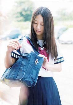 SKE48 Nao Furuhata Idol Activity on UTB Magazine - JIPX(Japan Idol Paradise X)