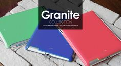 Granite Collection for The New iPad/iPad 2 @ more-thing.com