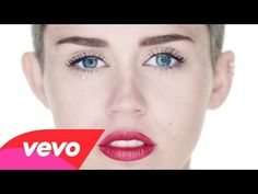 Miley Cyrus - Wrecking Ball (Director's Cut) - YouTube if you didn't like Miley's....*ahem* revealing self in her original music video, this one is the director's cut and just her singing into the camera which i think is more intimate personally but the other one wasn't horrific- just her trying to portray her feelings I guess