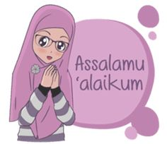 Her name is Ukhti Ayu, She is very pretty and friendly. with a simple hijab she would accompany in the chat room with your friend.