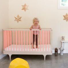 Babybett Caravan - Pink - Limited Edition - Kalon Studios - MÖbel | MyLittleRoom
