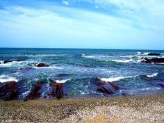 Playas de la Paloma, Uruguay
