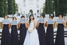 I'm doing this with my bridesmaids!
