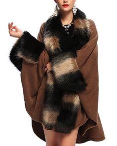Abrigo de pelo  Amazonmoda  Abrigosmujer  Modaotoño invierno2017 2018   Outfit   69b75a7923d3
