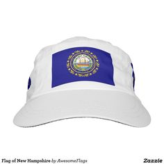 Flag of New Hampshire Hat