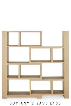 Buy Madsen Large Sideboard from the Next UK online shop Bookcase Shelves, Corner Shelves, Wooden Shelves, Shelving, Shelf, Living Room Shelves, Drinks Cabinet, Cupboard, Inspiration
