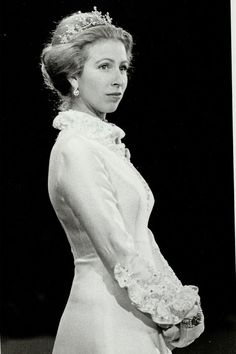 Royal Tours - Princess Anne and Mark Philips (1974)
