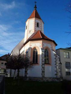 Bürgerspitalskirche Zwettl-NÖ