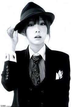 Taeyeon Mr Mr SNSD scan