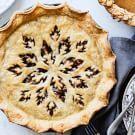 Try the Pecan Pie with Autumn Leaf Crust Recipe on williams-sonoma.com/