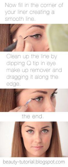 make up tutorials including catty eye